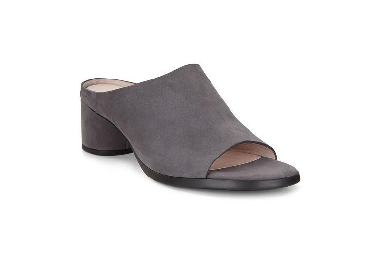SHAPE BLOCK SANDAL 45 (Grey)