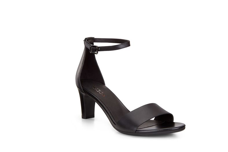 SHAPE SLEEK SANDAL 65 (Black)