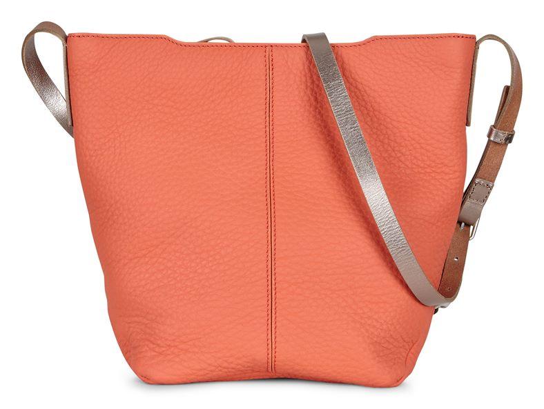 Jilin Bucket Bag (Orange)
