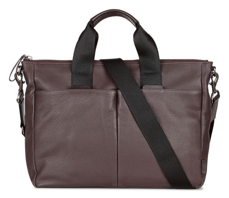 Bjorn Laptop Bag (Brown)