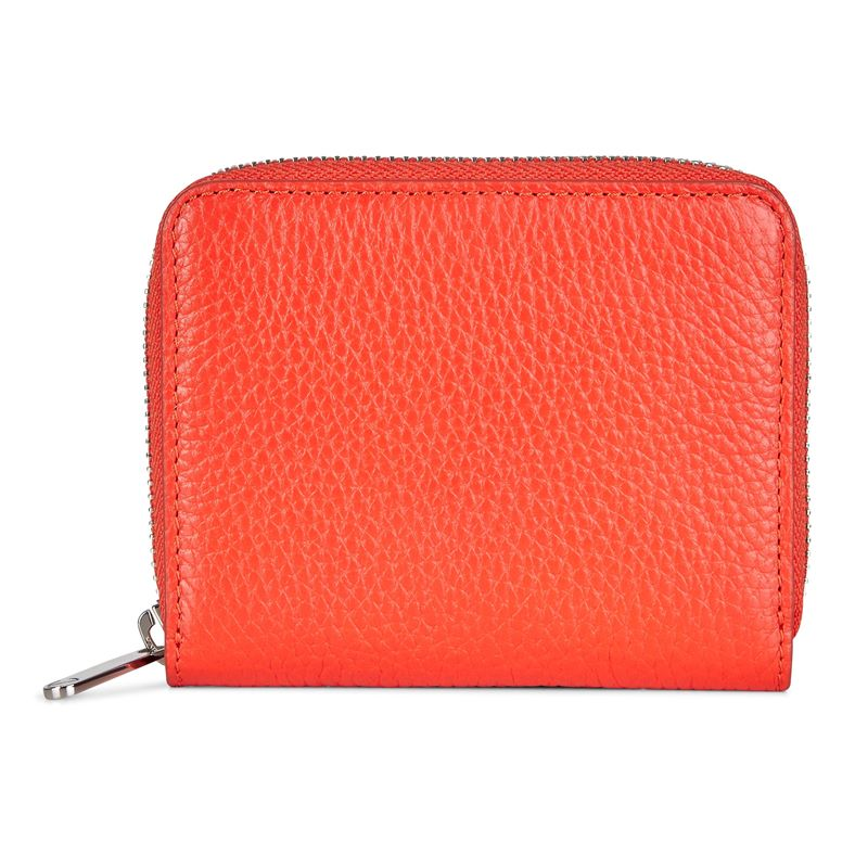 SP 3 Small Zip Around Wal (Red)