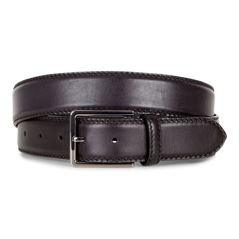 Niklas Formal Belt (Black)