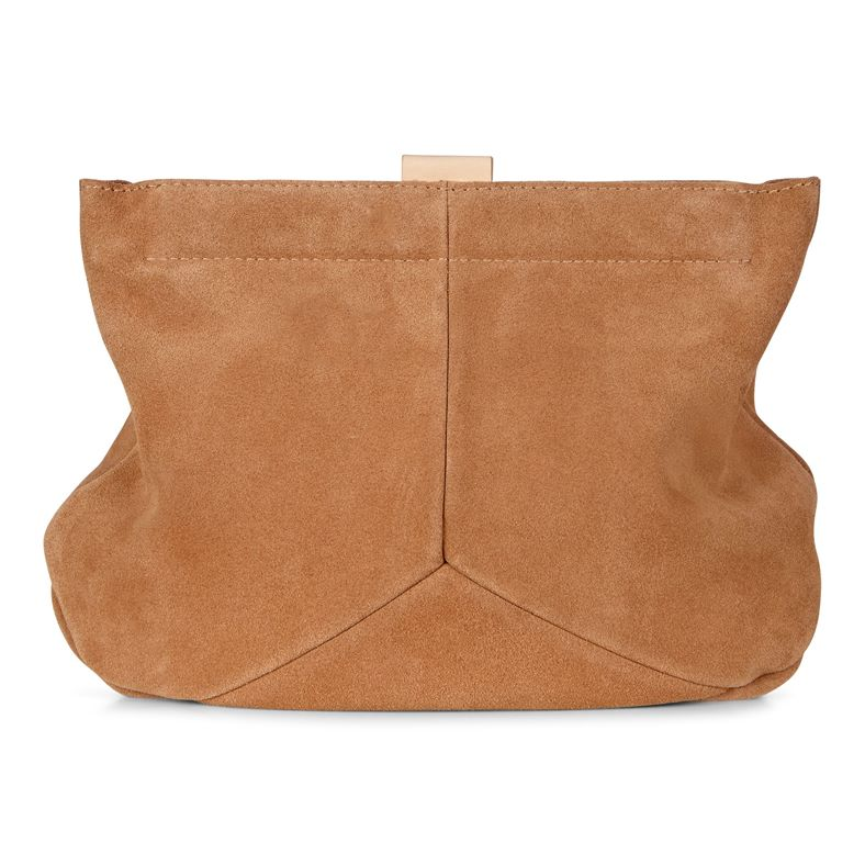 Ella Clutch (Brown)