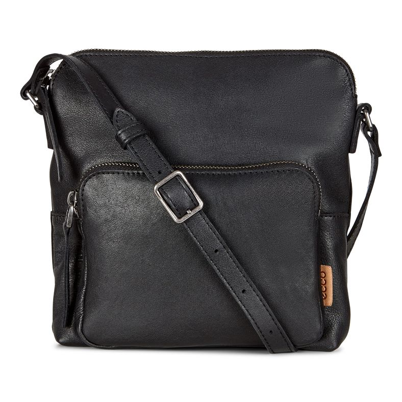 Casper Crossbody (Black)