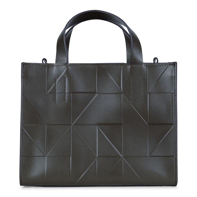 Geometrik Mini Hbag (Grey)