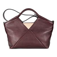 Linnea Small Work Bag (Metallic)