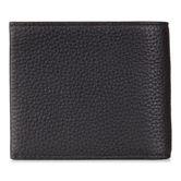 Bjorn Flap Wallet (Black)
