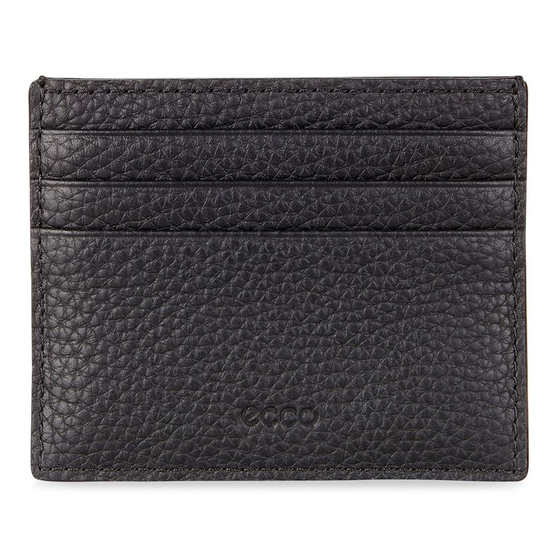 Bjorn Slim Card Case (Black)