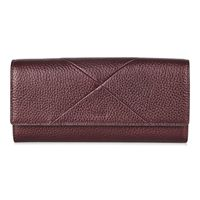 Linnea Continental Wallet (Metallic)