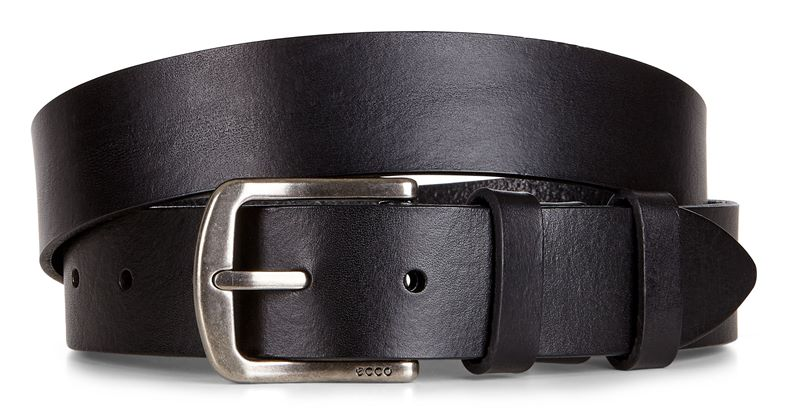 Elias Casual Belt (Black)