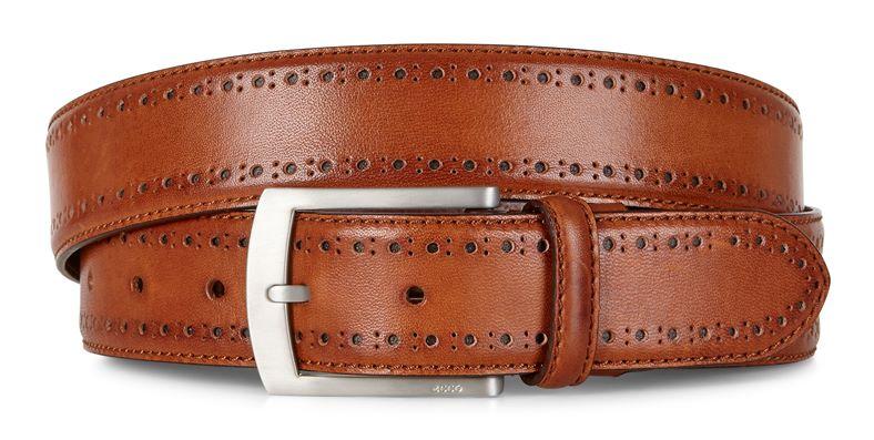 Leif Formal Belt (Brown)