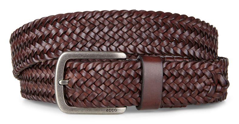 Albin Casual Belt (Brown)