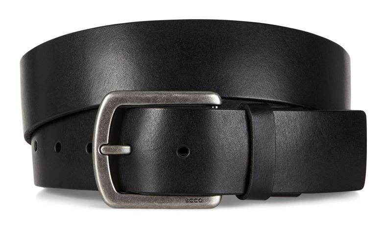 Allan Jeans Belt (Black)