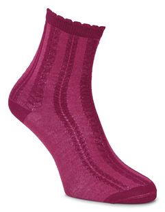 Cable Knit Socks