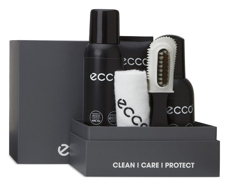 Shoe Care Kit (Grey)