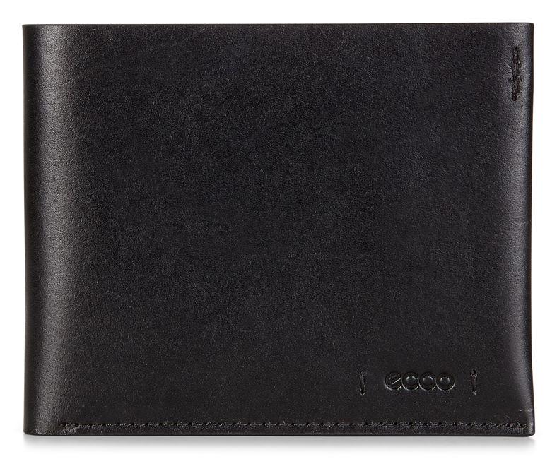 Lars Billfold Coin Wallet (Black)