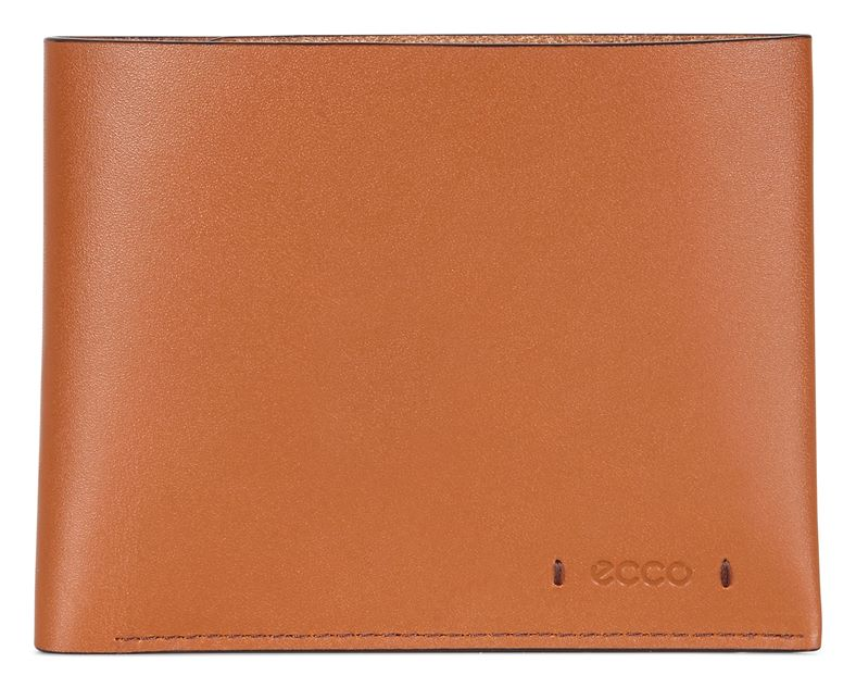 Lars Billfold Coin Wallet (Brown)